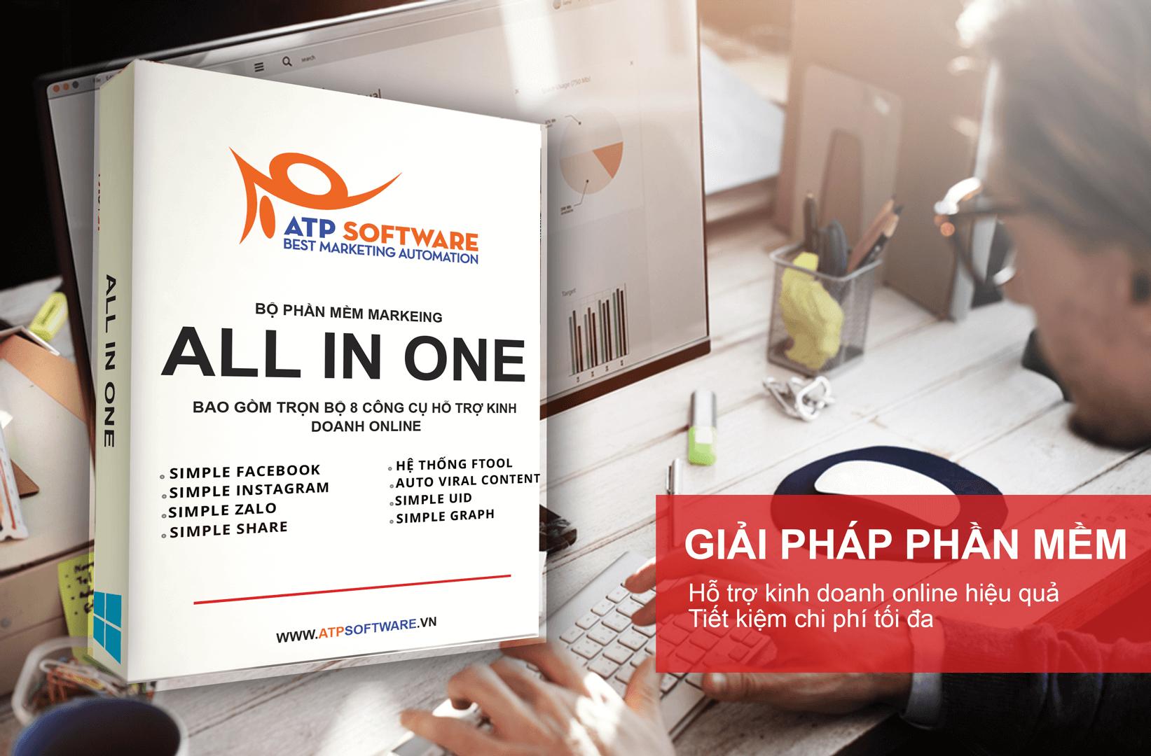 Phan mem marketing All-in-one ATP software