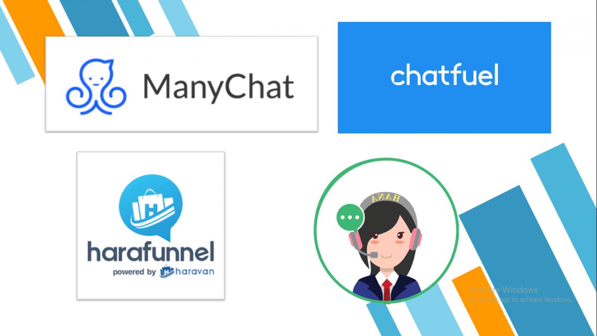 cac ung chatbot pho bien - Chatbot là gì? Giải mã Chatbot Viral trên Facebook - Bí mật của các chuyên gia!