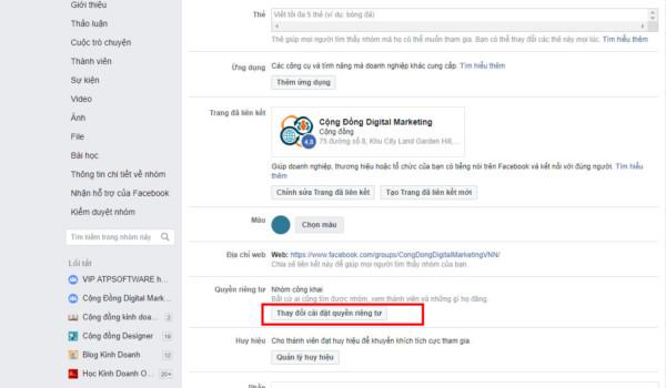 caidatnhom2 - Hướng dẫn cách tăng thành viên nhóm facebook - add mem facebook group 2019