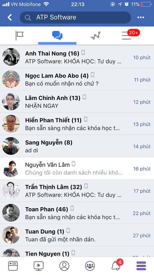 chatbot atpsoftware 2 - Chatbot là gì? Giải mã Chatbot Viral trên Facebook - Bí mật của các chuyên gia!