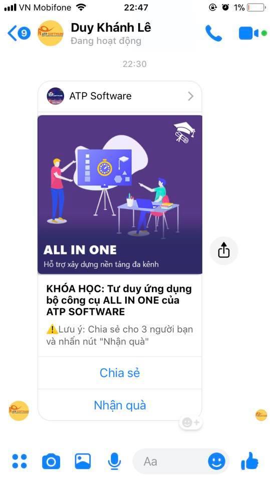 chatbot atpsoftware 3 - Chatbot là gì? Giải mã Chatbot Viral trên Facebook - Bí mật của các chuyên gia!