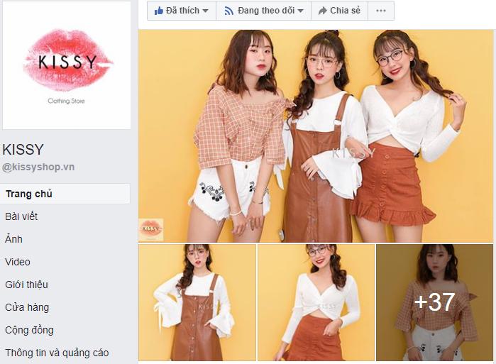 ddd - Phân tích case study kinh doanh thời trang online trên fanpage facebook