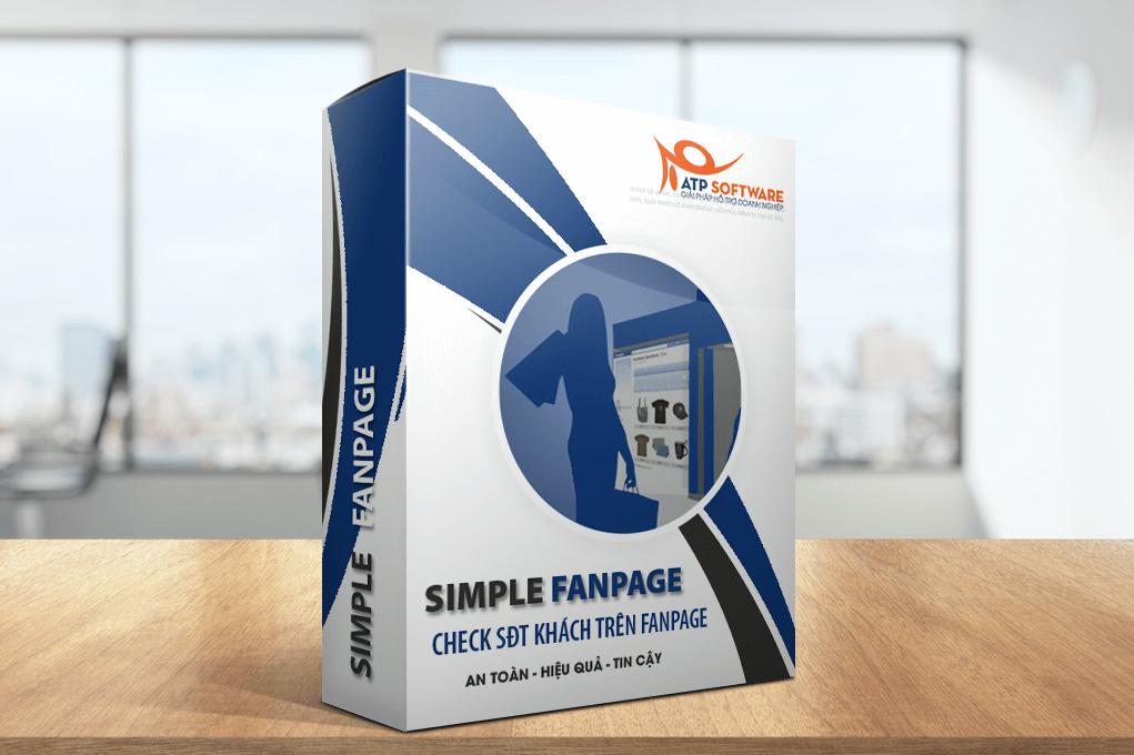 simple fanpage - Phân tích case study kinh doanh thời trang online trên fanpage facebook
