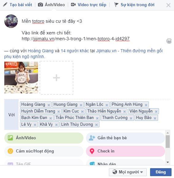 tag ban be tang checkin page - Hướng dẫn tăng hàng nghìn checkin Fanpage Facebook 2018