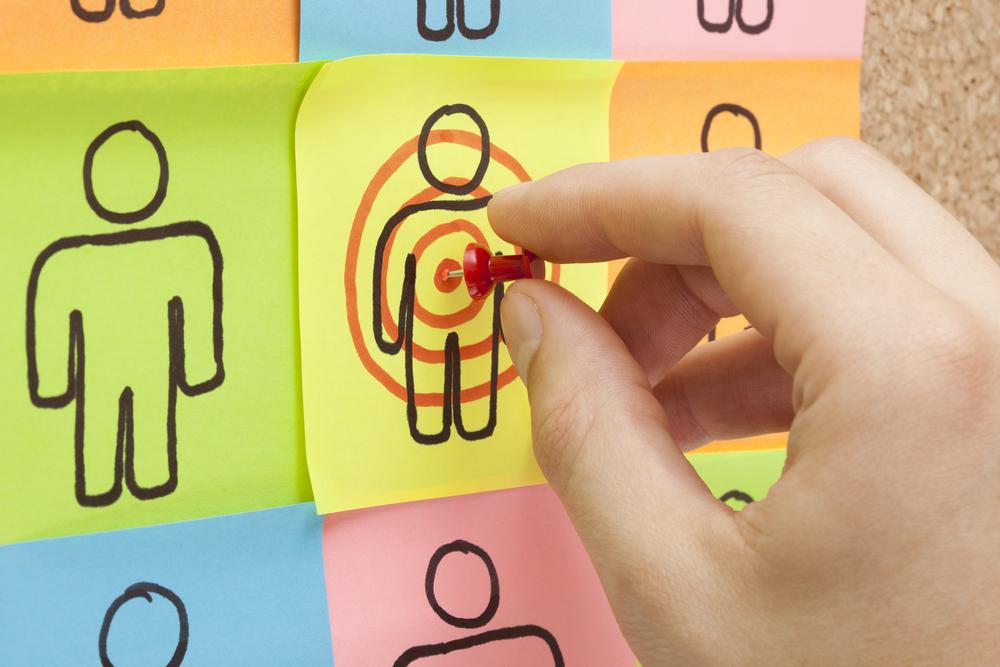 target customer - Khởi nghiệp kinh doanh online cần chuẩn bị những gì?