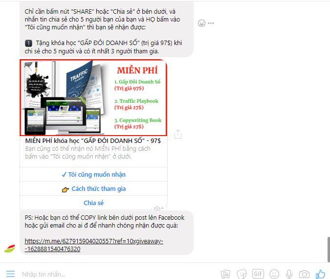 viral bot successocean 2 - Chatbot là gì? Giải mã Chatbot Viral trên Facebook - Bí mật của các chuyên gia!