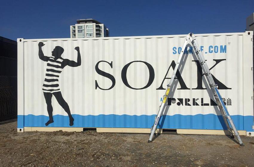 50 ý tưởng kinh doanh container vận chuyển