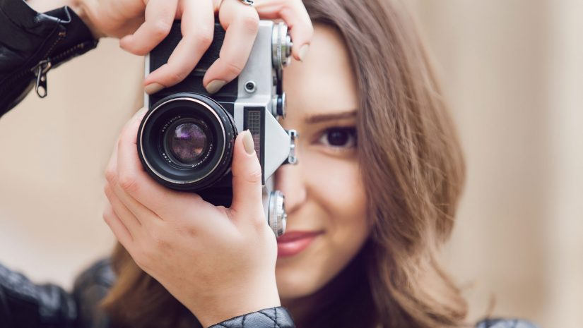 Việc làm sinh viên: Photographer tự do