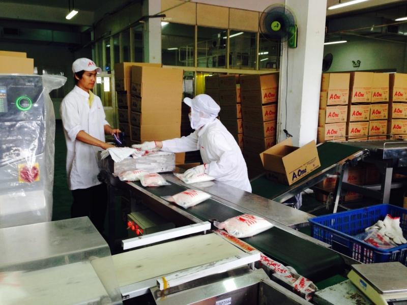 Sản xuất thức ăn chăn nuôi