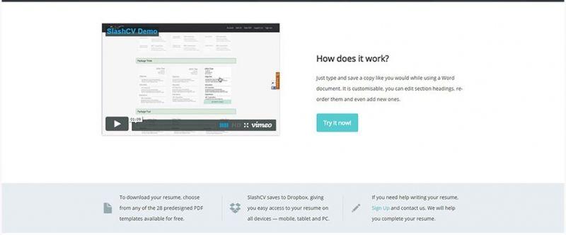 Top 10 website tạo CV online xin việc ấn tượng tốt nhất hiện nay