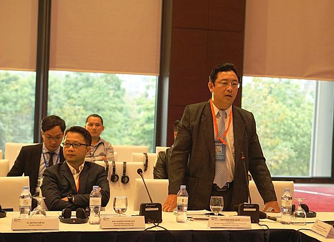 Ông Phạm Hồng Quất – Cục trưởng Cục Phát triển thị trường và doanh nghiệp KH&CN.