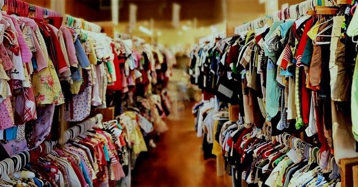 Thị trường hàng thời trang Trung Quốc luôn đứng đầu thế giới