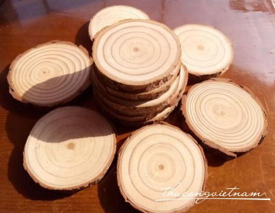 KGT-13 Khoanh gỗ tròn 25
