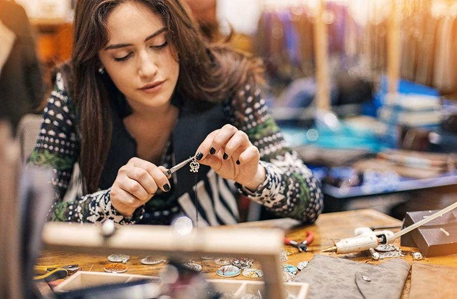 Các ý tưởng kinh doanh hay nhất 2018 - Kinh doanh đồ handmade