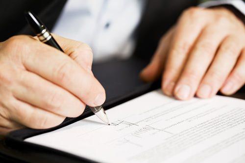 Mọi quy định, điều khoản phải được thể hiện bằng văn bản có giá trị pháp lý