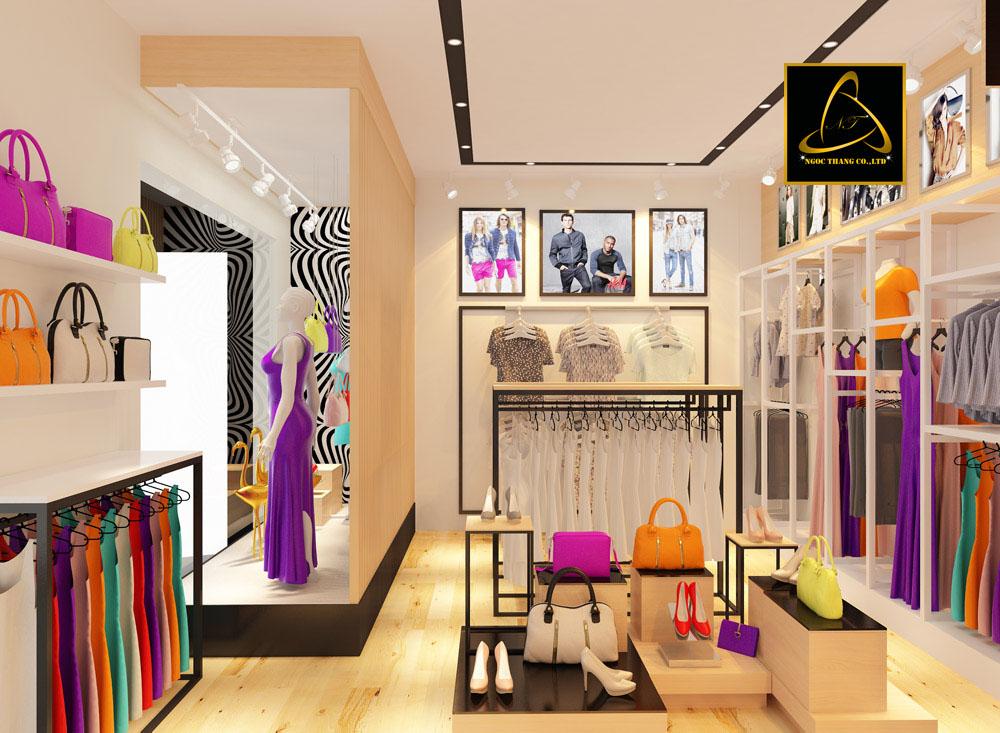 Kinh doanh cửa hàng thời trang với số vốn 200 triệu