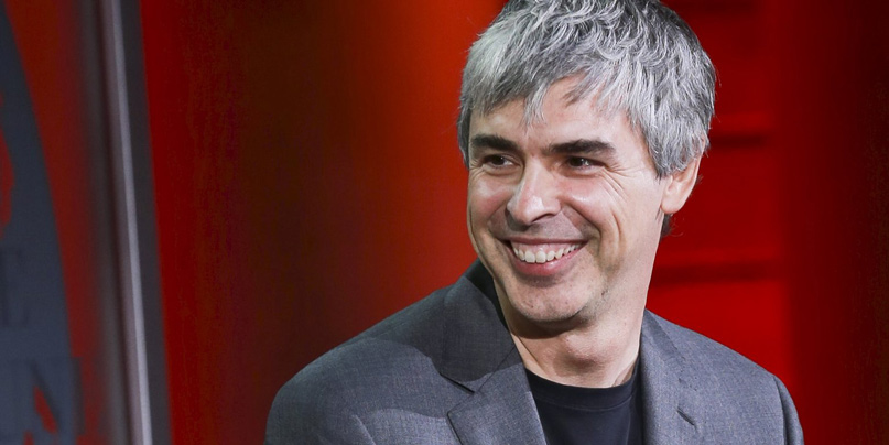 Larry Page - CEO Google