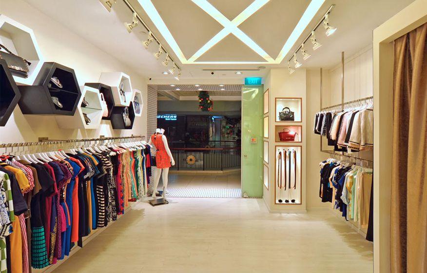 mở shop quần áo tại nhà