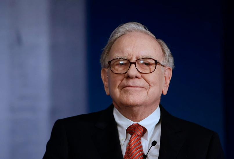 Warren Buffet - CEO Berkshire Hathaway