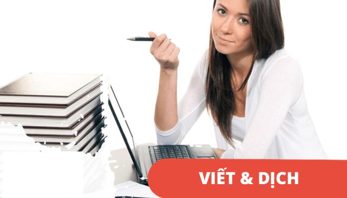 Phiên dịch và nội dung – các lĩnh vực kinh doanh dễ kiếm tiền