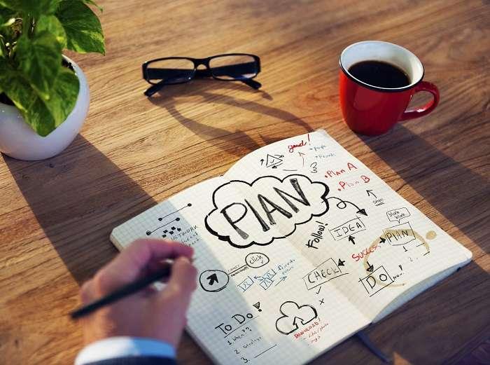 Đặt mục tiêu và lập kế hoạch cuộc đời để thành công.
