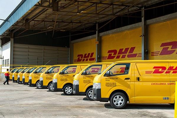 Sử dụng dịch vụ chuyển phát nhanh DHL giúp bạn yên tâm hơn