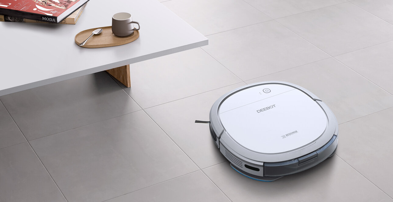 Đánh giá robot hút bụi Ecovacs Deebot Ozmo Slim 11 có tốt không từ A-Z   websosanh.vn