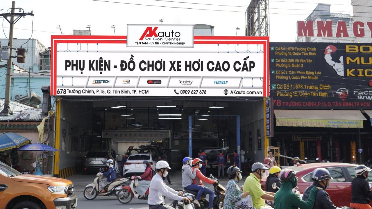 cửa hàng bán phụ kiện cao cấp nhất