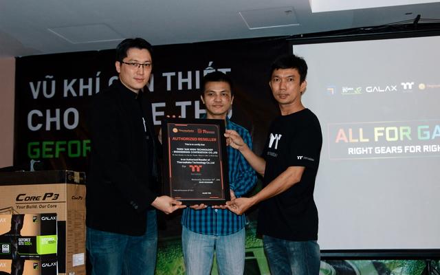 PR] Thiện Tâm Computer trở thành nhà phân phối độc quyền các sản phẩm Galax HOF và TT Premium | amtech.vn - Giải đáp thắc mắc về công nghệ