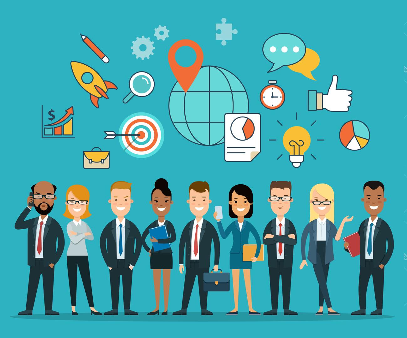 Ngành kinh doanh quốc tế là gì? Tại sao nhiều người chọn ngành kinh doanh quốc tế? - JobsGO Blog