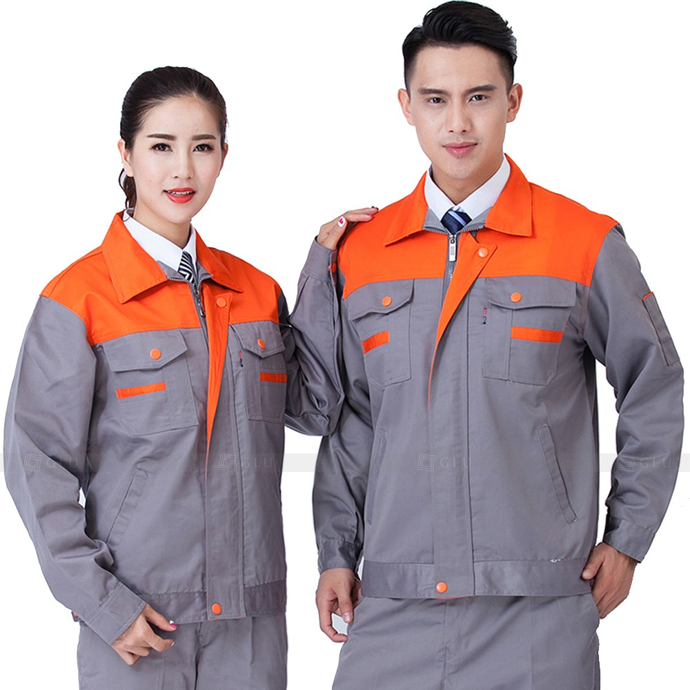 Quần áo bảo hộ lao động Hàn Quốc – QAP06 - Thiết bị đồ bảo hộ lao động HANKO