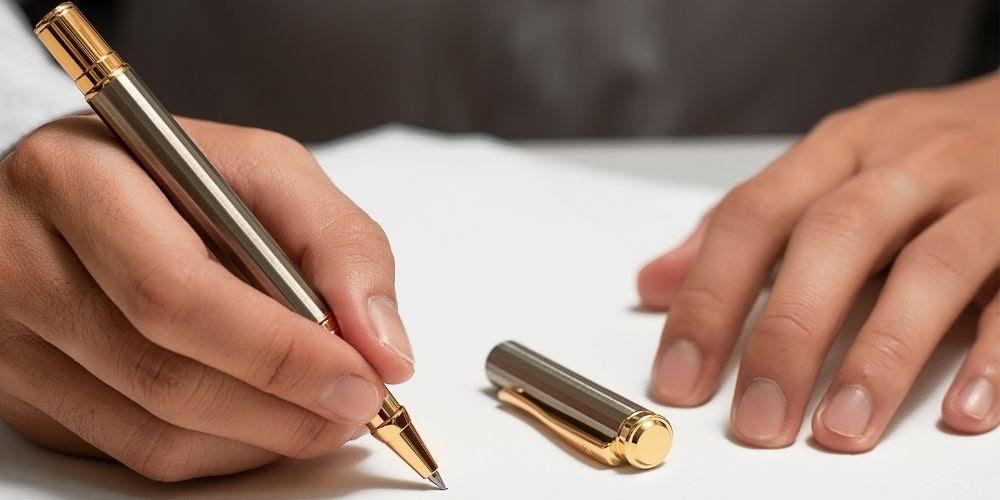 Bút Lamy có hình thức cực kỳ sang trọng
