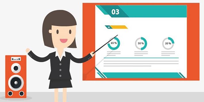 Hướng dẫn cách chèn chữ vào ảnh trong Powerpoint - Fptshop.com.vn