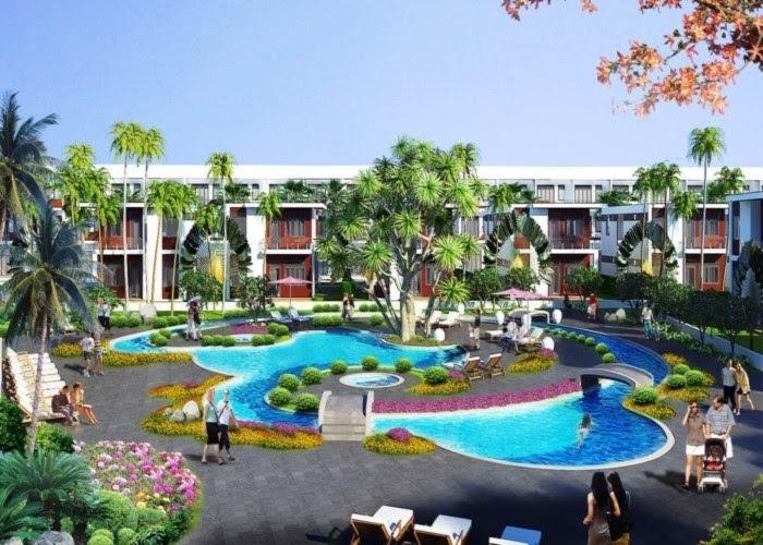 Dự án AE Resort sở hữu nhiều tiện ích hiện đại