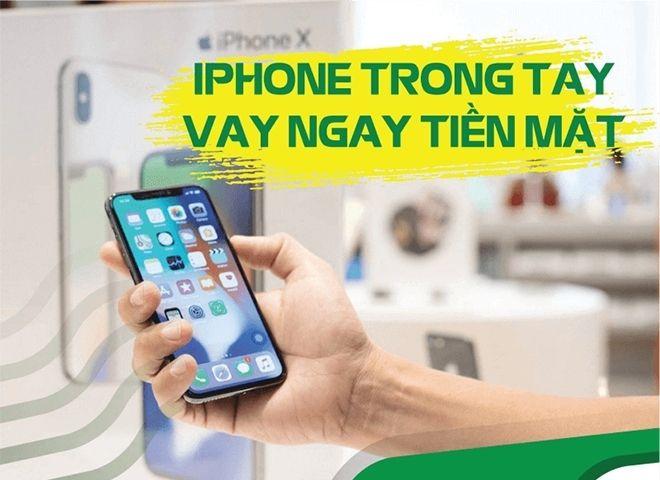 Vay Tiền Bằng Iphone Icloud Lãi Suất Thấp Giải Ngân Nhanh