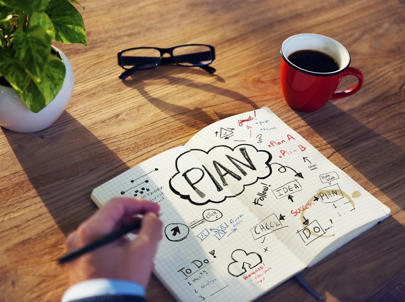 Lên ý tưởng cho kế hoạch kinh doanh hiệu quả