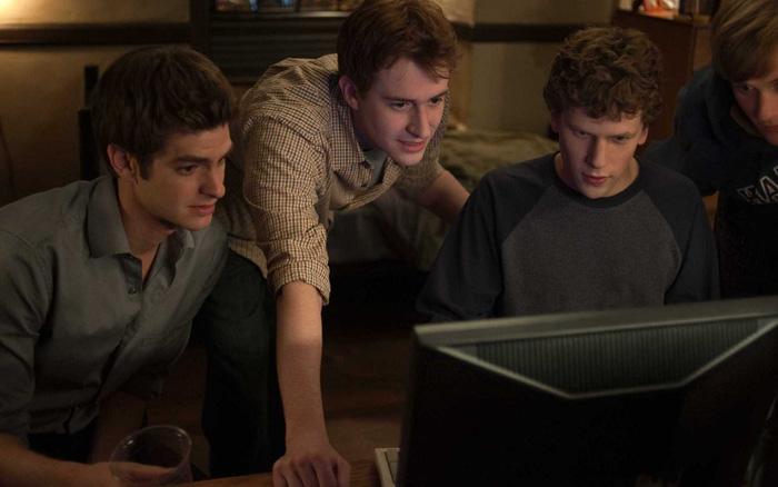 Bài học khởi nghiệp được rút ra từ phim 'The Social Network'