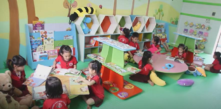 Xây dựng và sử dụng hiệu quả môi trường giáo dục lấy trẻ làm trung tâm  Trường Mầm non Yên Sở Huyện Hoài Đức | Sở giáo dục và Đào tạo TP