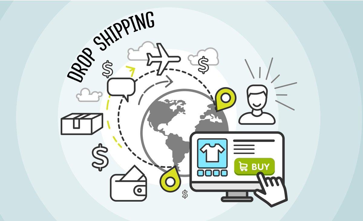 Drop Shipping là gì? Ưu và nhược điểm của drop shipping